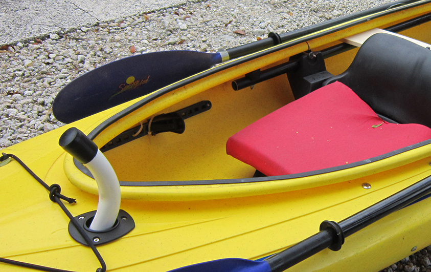 Kayak Boarding Assist Handle
