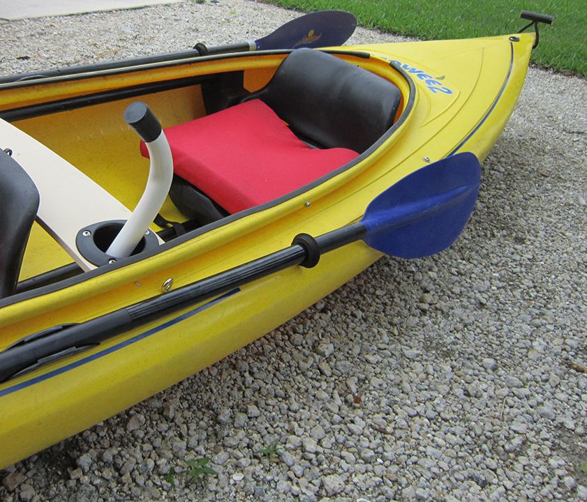 Kayak Boarding Assist Handel